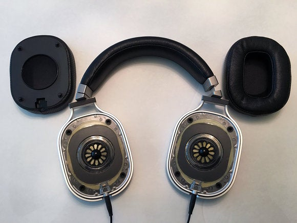PM-2 Removeable earcups
