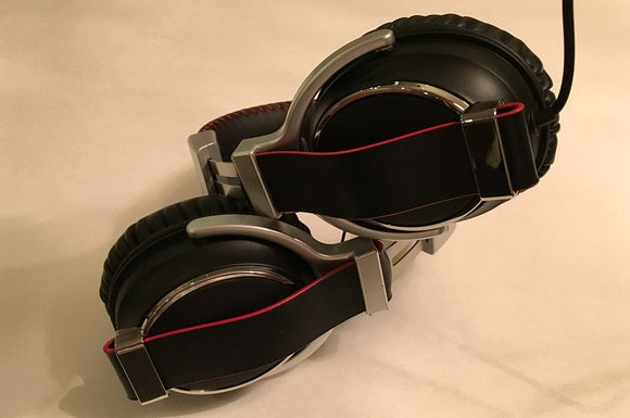 The immitation leather styling on the earcups will be a matter of personal preference.