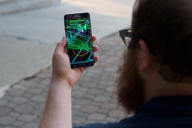 ingress pokemon playing