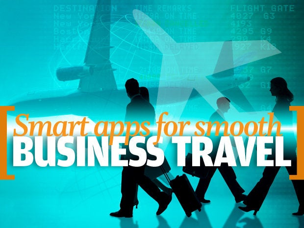 Smart apps for smooth business travel