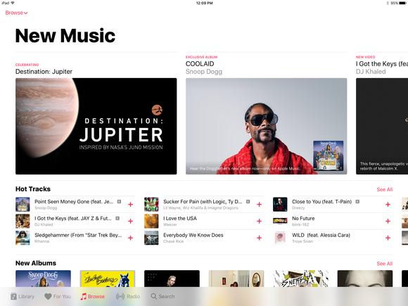 ios 10 ipad music 1