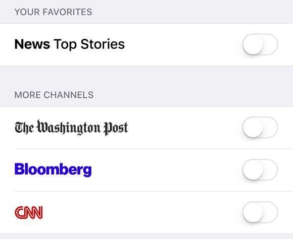 ios 10 news app breaking news notifications