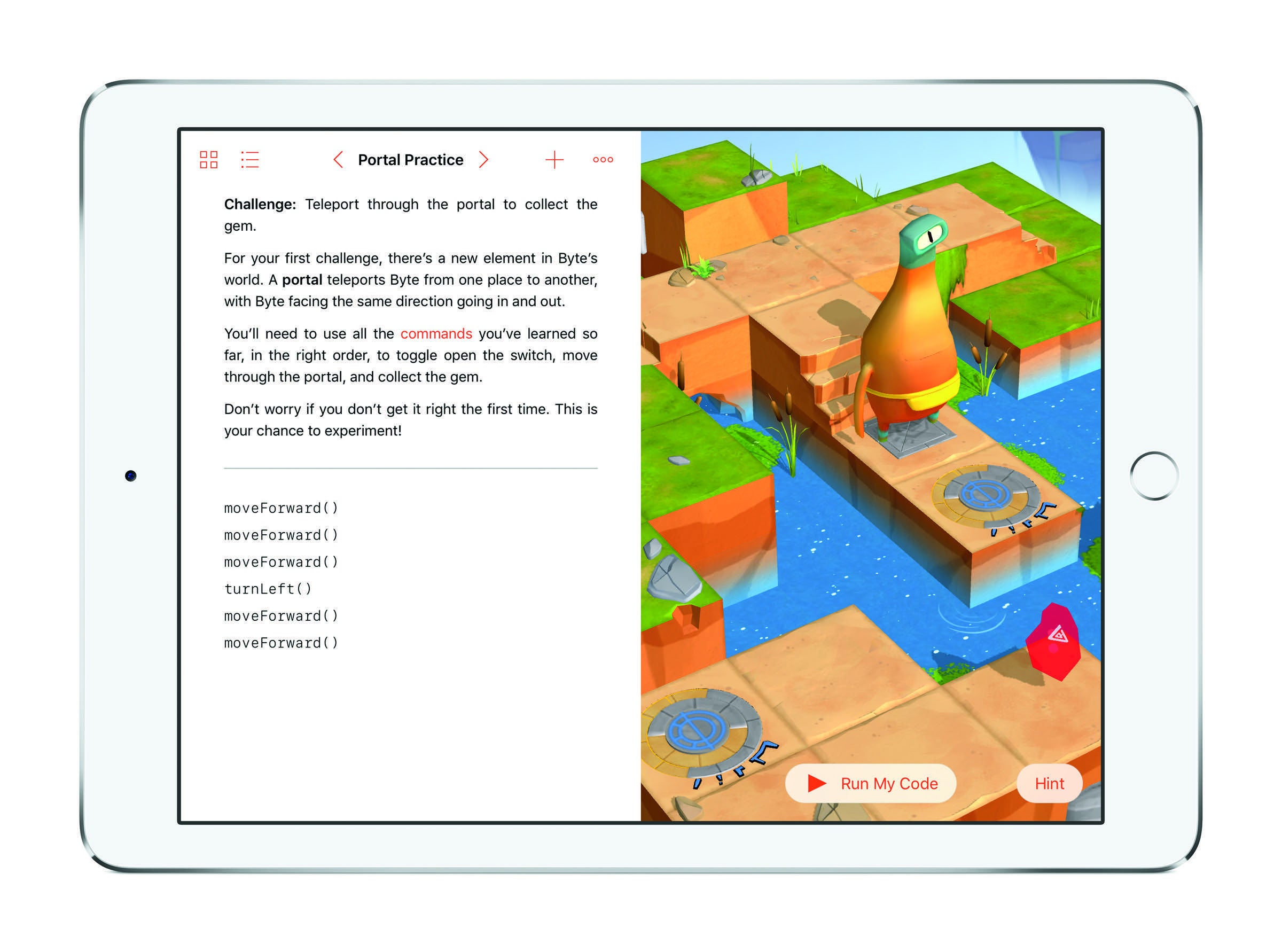 Meet Swift Playgrounds, the learn-to-code iPad app that
