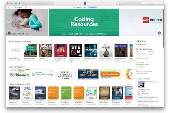 itunes u free download for mac