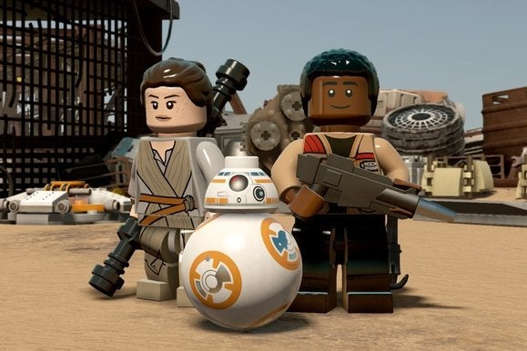 lead legostarwars