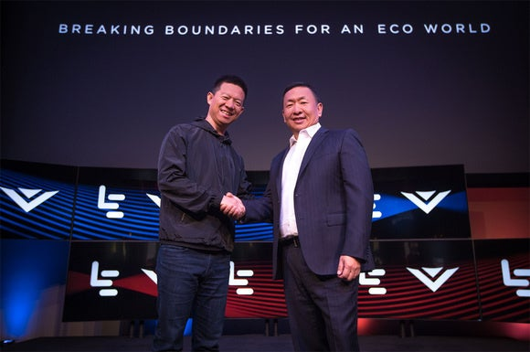 leeco vizio acquisition