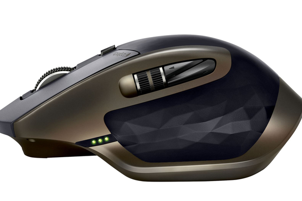MX Master review: Logitech's mouse is smooth, sturdy, and