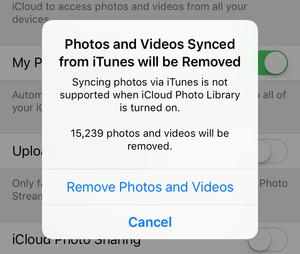 mac911 remove itunes sync ios images