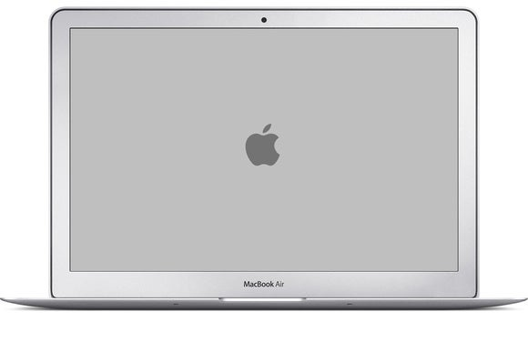 macbook air startup