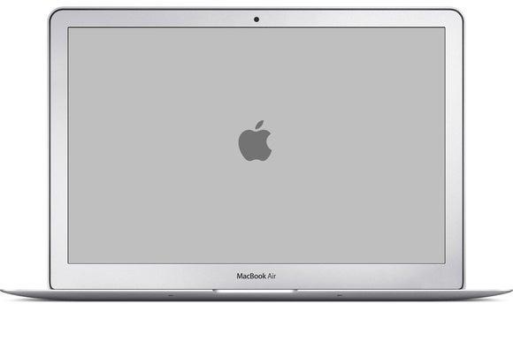 macbook air startup