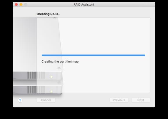 macos sierra disk utility creating raid