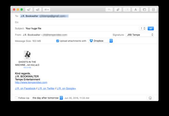 mailbutler cloud upload