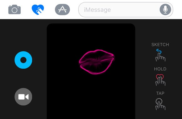 messages ios 10 digital touch