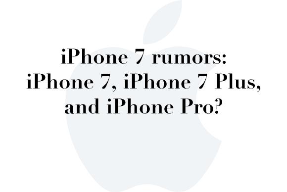 more iphone7 rumors