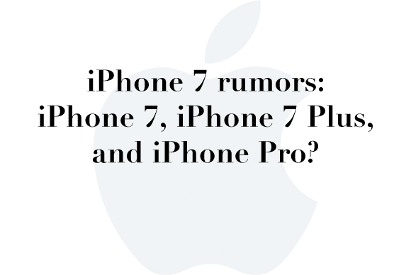 more iphone7 rumors