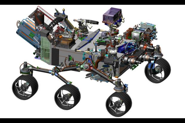 nasa rover 1