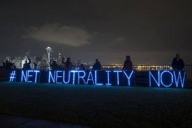 The loss of net neutrality: Say goodbye to a free and open internet