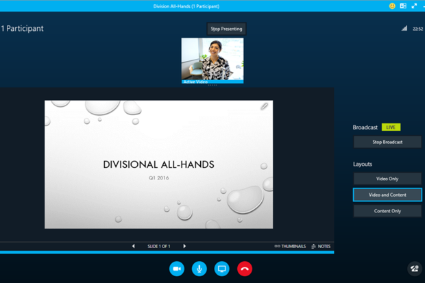 Skype for Business will translate meetings into 40 languages