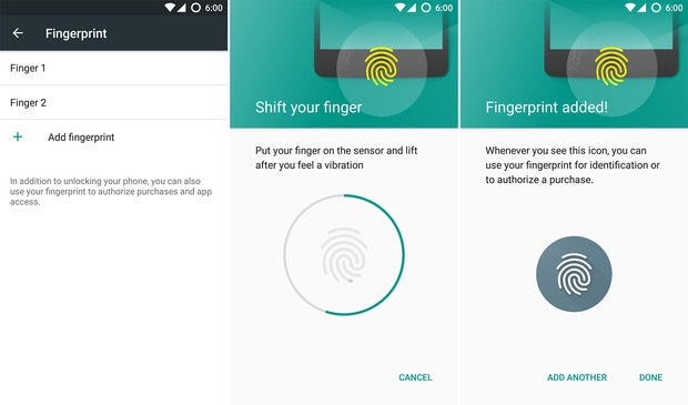 oneplus 3 tips fingerprints