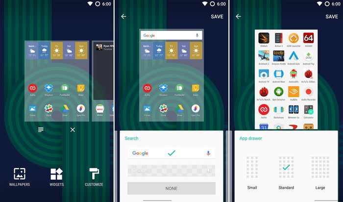 oneplus 3 tips home screen