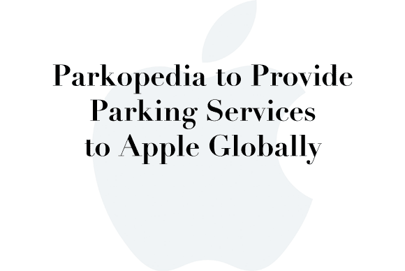 parkopedia apple