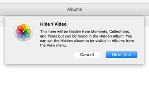 photos mac hidden
