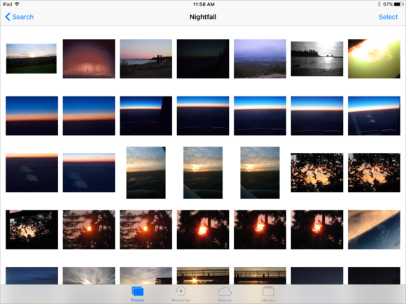 photos2016 search nightfall