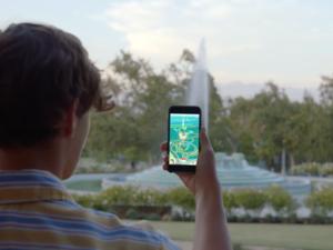 pokemon go ios augmented reality