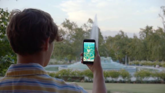 pokemon go ios augmented reality