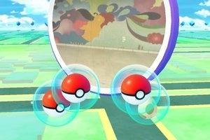 pokemon go pokestop haul