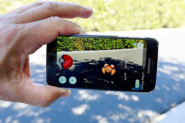 Pokémon Go's data collection provokes privacy concerns by US