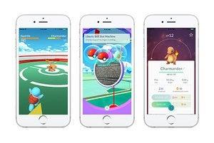 pokemon go iphone 3up