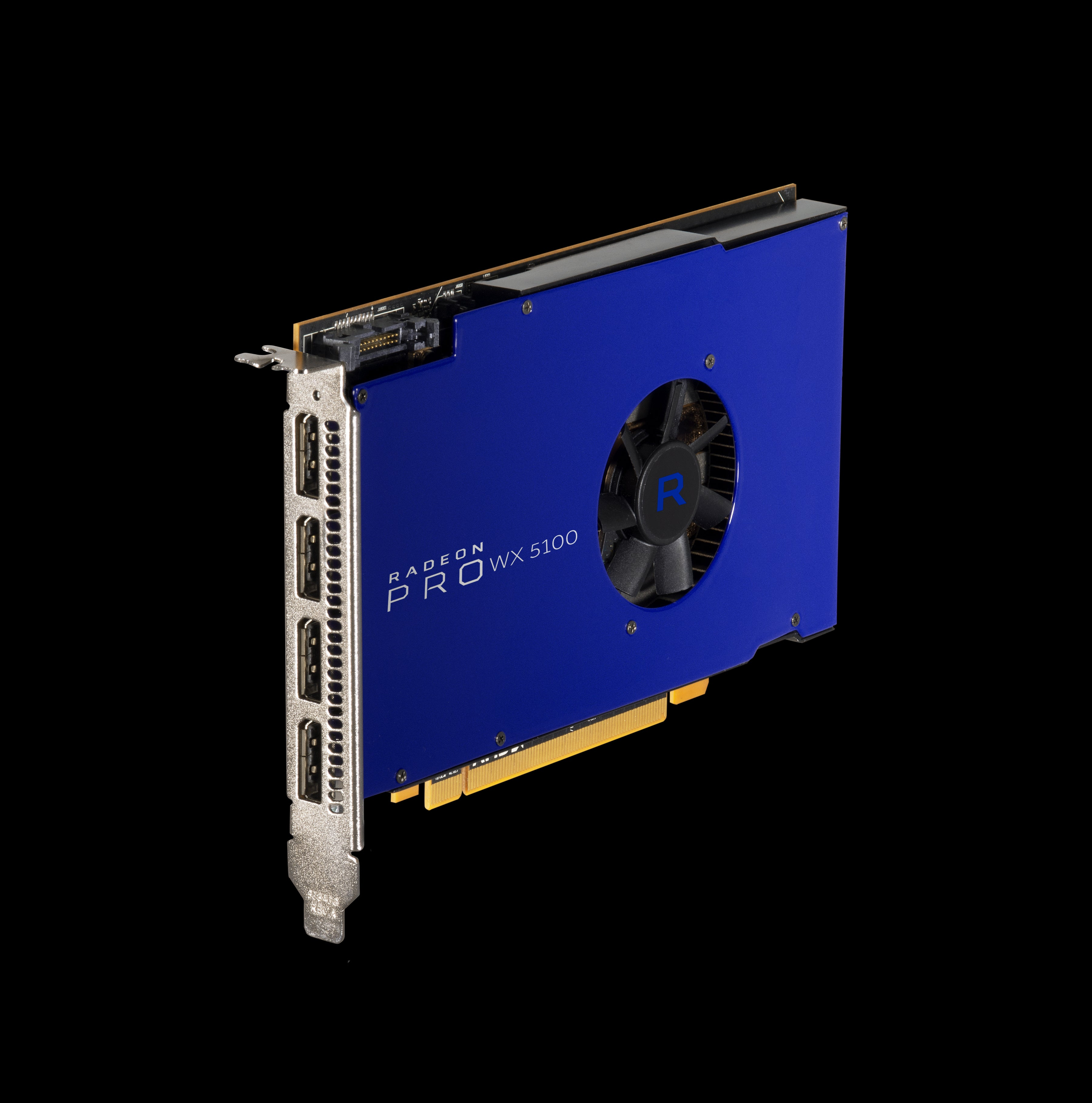 Radeon Pro SSG GPU Comes with 1 TB of SSD Storage Attached