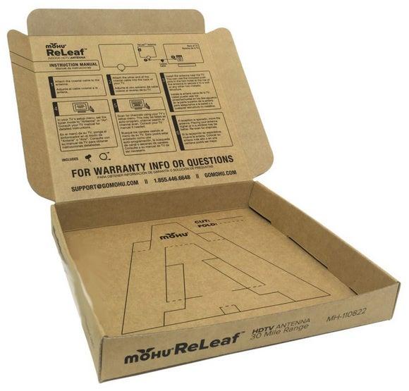Mohu ReLeaf box