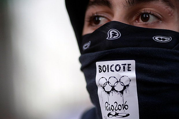rio olympic boycott