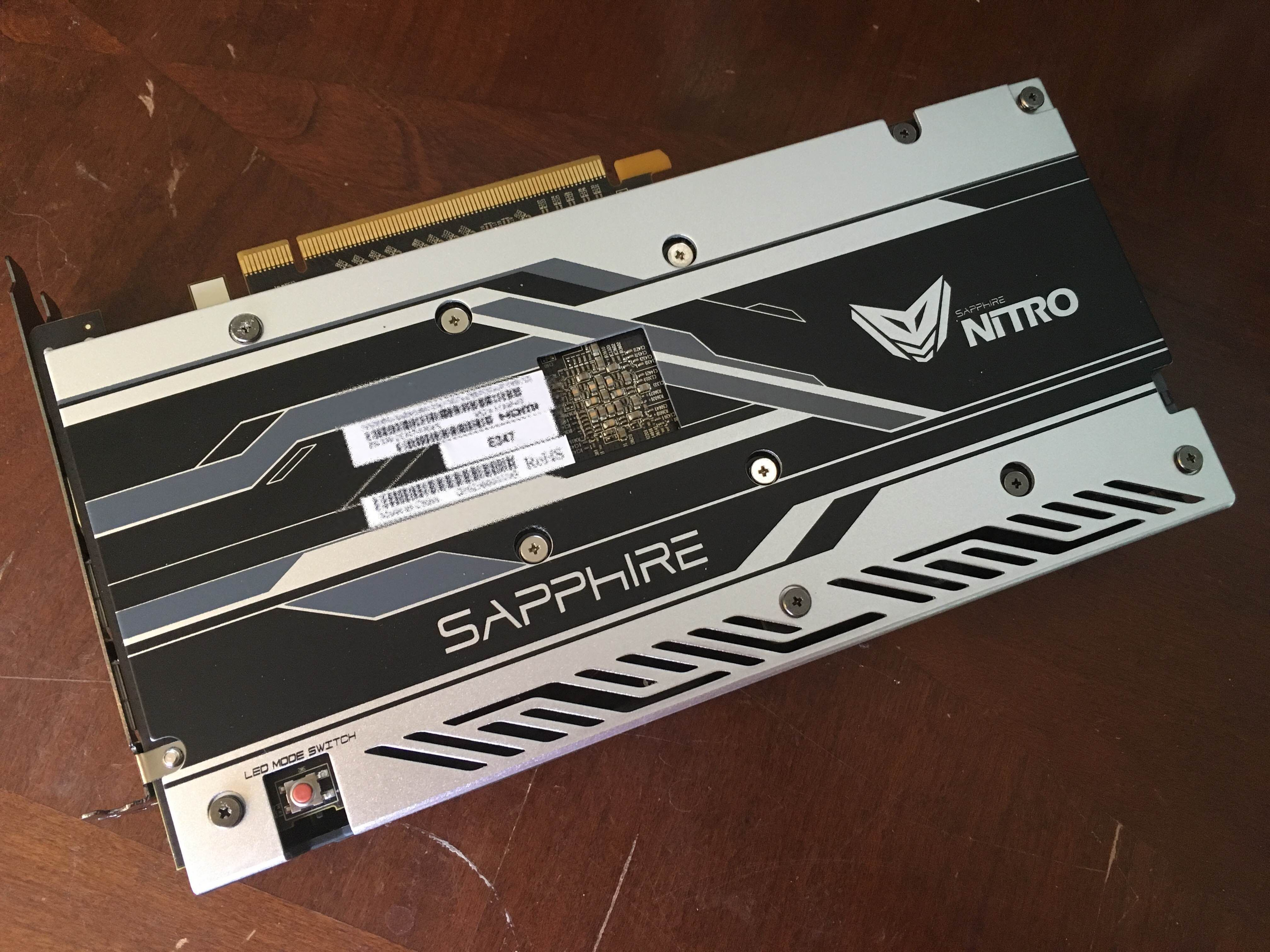 Sapphire Nitro+ RX 480 review: Polaris rethought and refined