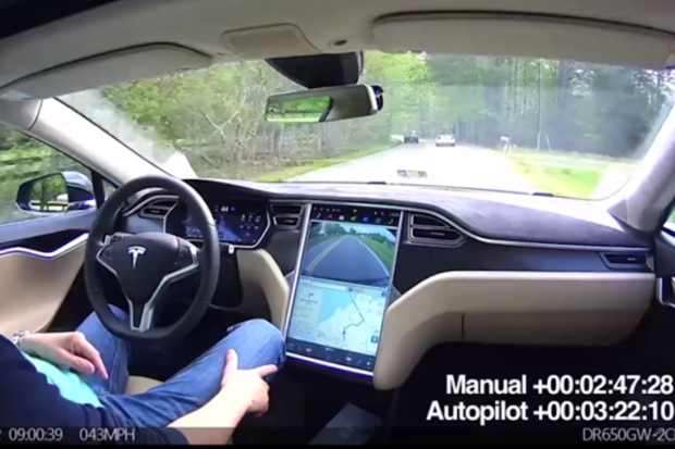Tesla Not Driving Car For Two Weeks