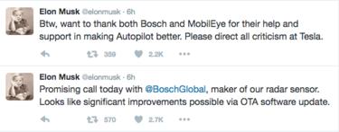 Elon Musk Autopilot Twitter