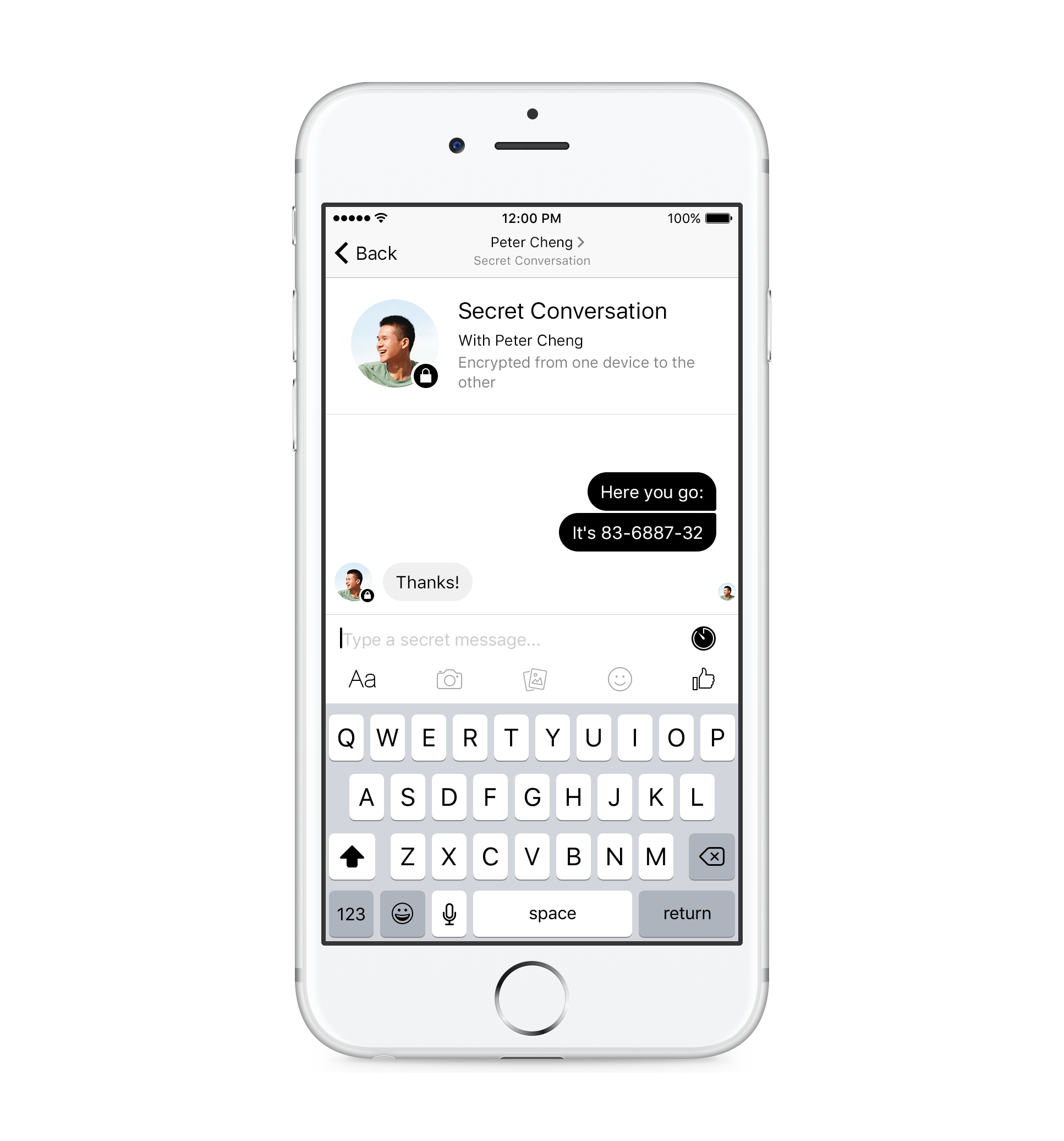 Facebook brings end-to-end encryption to Messenger with ...