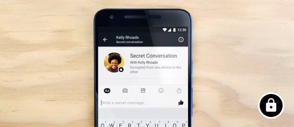 How to encrypt your Facebook messages with Secret