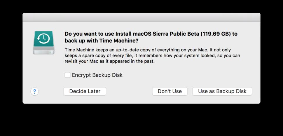 How to create a bootable macOS Sierra installer drive | Macworld