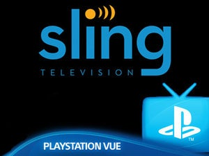 Sling TV and PlayStation Vue