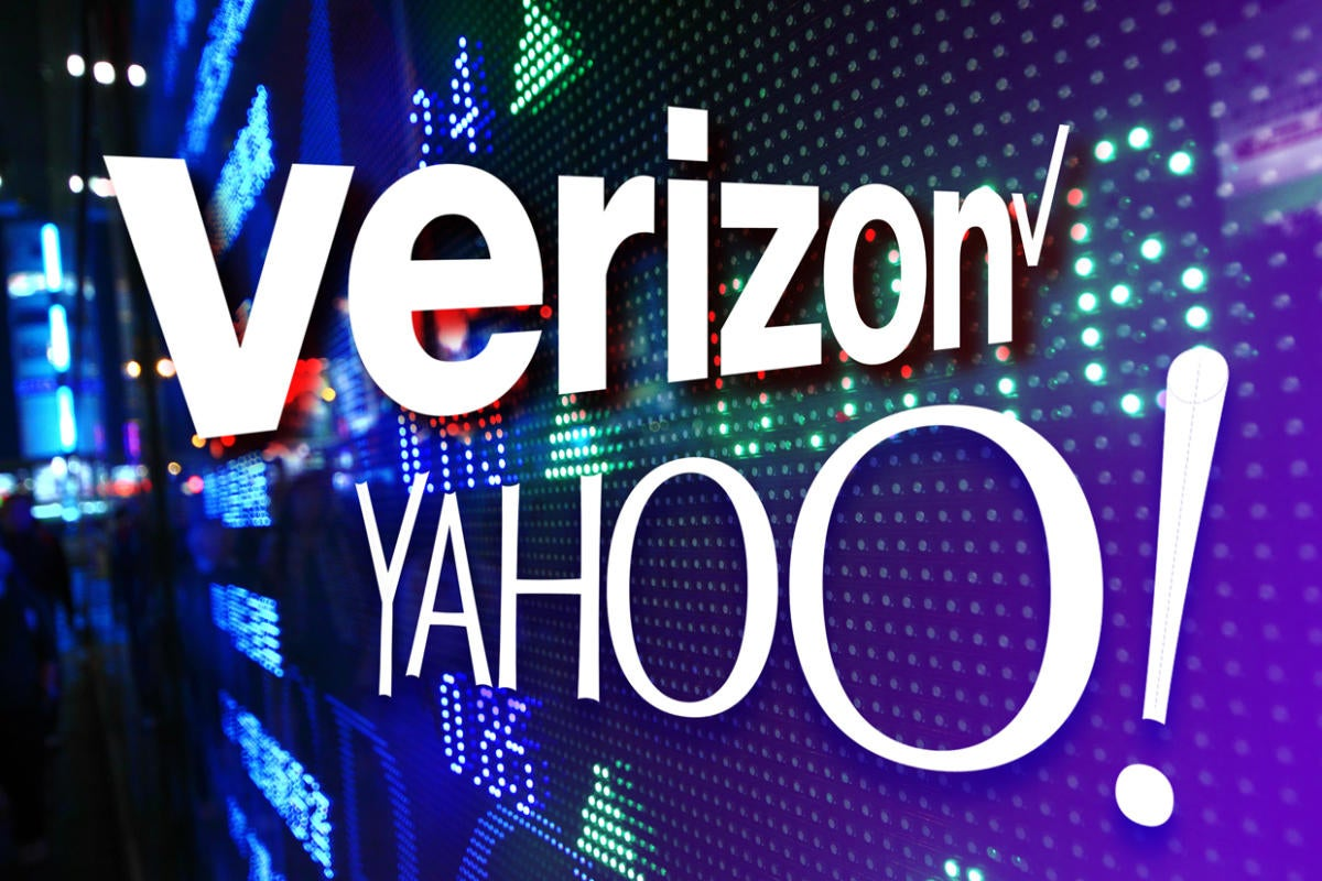 Verizon-Yahoo! merger/acquisition