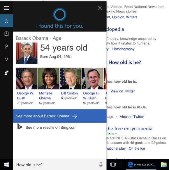 windows 10 what do users want how old is he