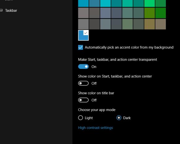 windows 10 what users want dark theme
