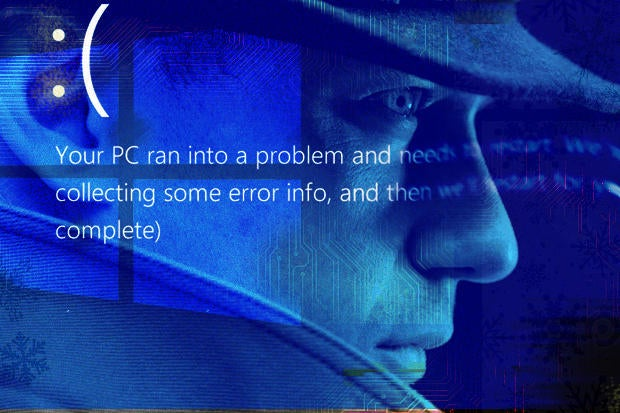 windows blue screen death crash freeze