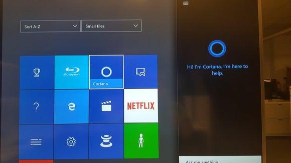 Xbox One S Cortana