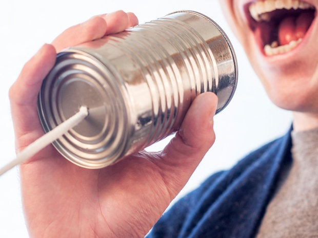 3 keep communication flowing