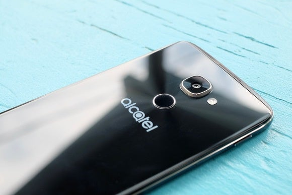 alcatel idol 4s fingerprint reader
