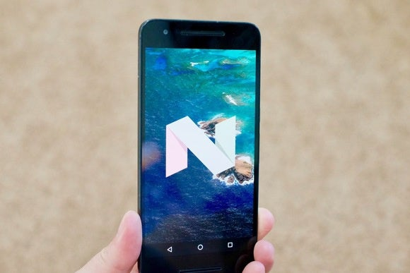 androud nougat 7.0 on nexus 6p